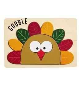 Gobble Turkey Puzzle