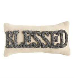 Blessed Mini Hook Pillow