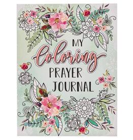 My Coloring Prayer Journal