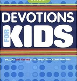 The One Year Devotions for Kids #1 (One Year Book)