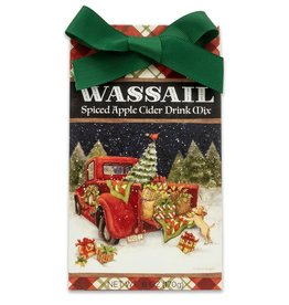 Red Truck Christmas Wassail