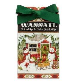 Snowmen Christmas Wassail