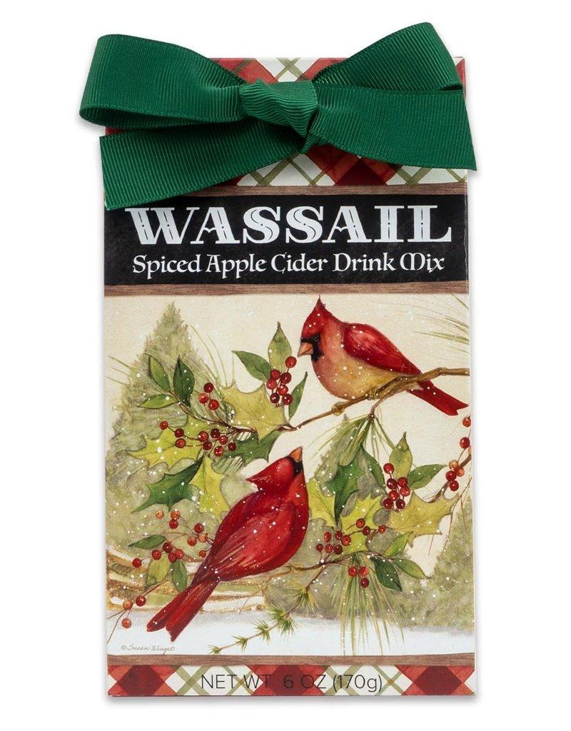 Cardinals Christmas Wassail