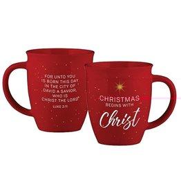 Christmas- Christ Mug