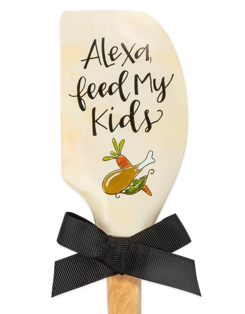 Feed My Kids Spatula