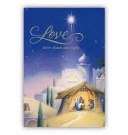 CMAS Boxed: Love Came Down 18438