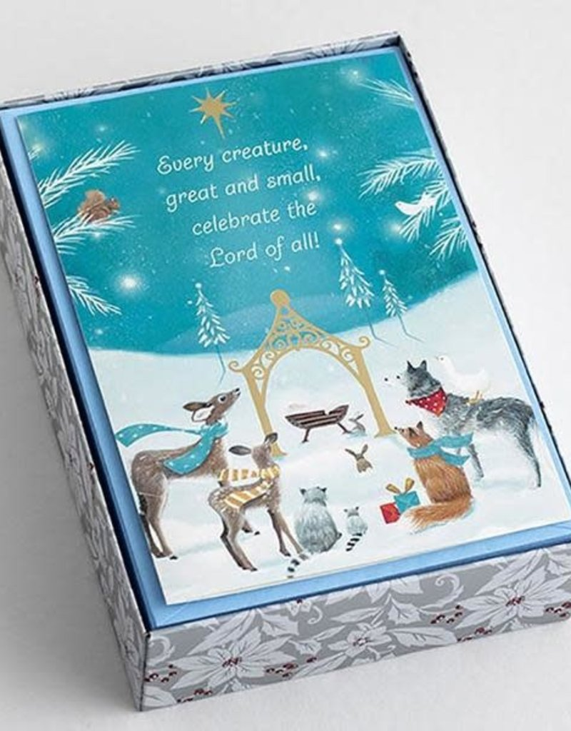 CMAS Boxed:  Every Creature J0427
