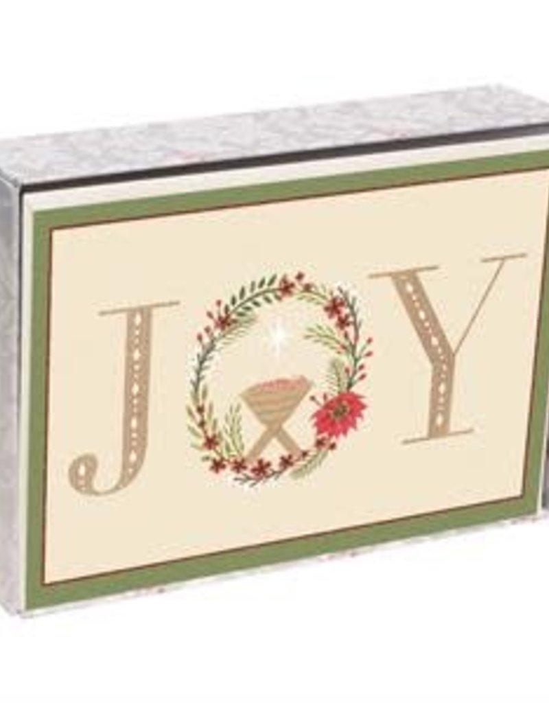 CMAS Boxed: Joy Advocate Art   60643