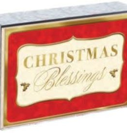 CMAS Boxed:  Christmas Blessings J6341