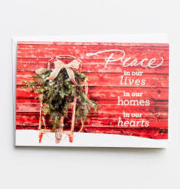 CMAS Boxed:   Peace in Our Hearts  60646