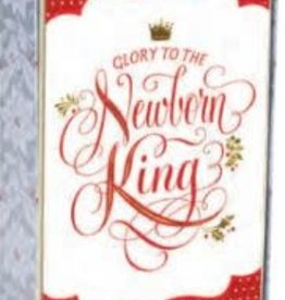CMAS Boxed:  Glory to the Newborn King J6346