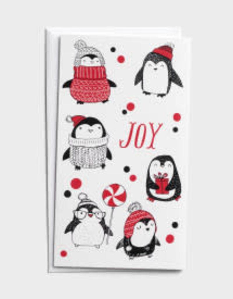 CMAS Boxed:  Penguins Joy  J3370