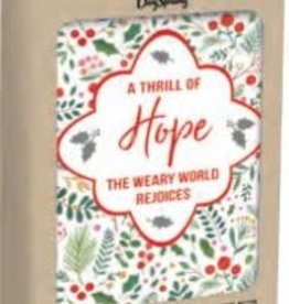 CMAS Boxed:  The Thrill of Hope  J6343