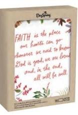 CMAS Boxed:  Faith  J6345