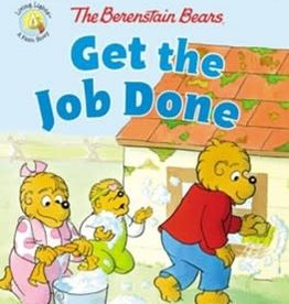 The Berenstain Bears Get The Job Done ( I Can Read 1)