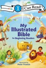 I Can Read My Illustrated Bible: for Beginning Readers, (Level 1)