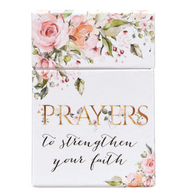 Box of Blessings- Prayer to Strengthen Your Faith