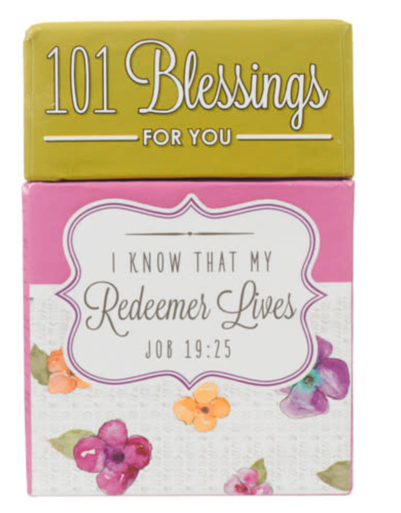 Box Of Blessings-Redeemer Lives