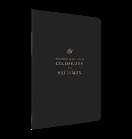 SCRIPTURE JOURNAL COLOSSIANS/PHILEMON