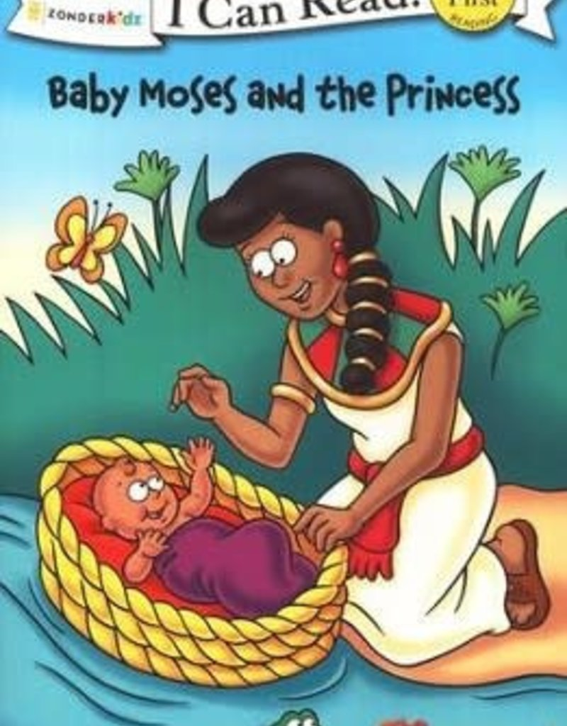 Beginner's Bible Baby Moses and the Princess