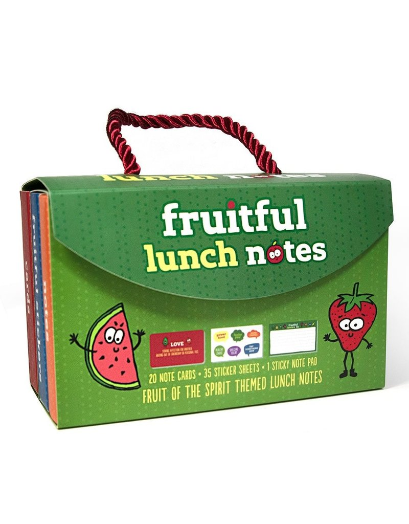 Fruitful Lunch Notes for kids