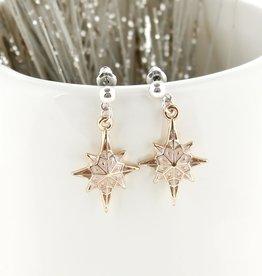 Nativity Star Earrings