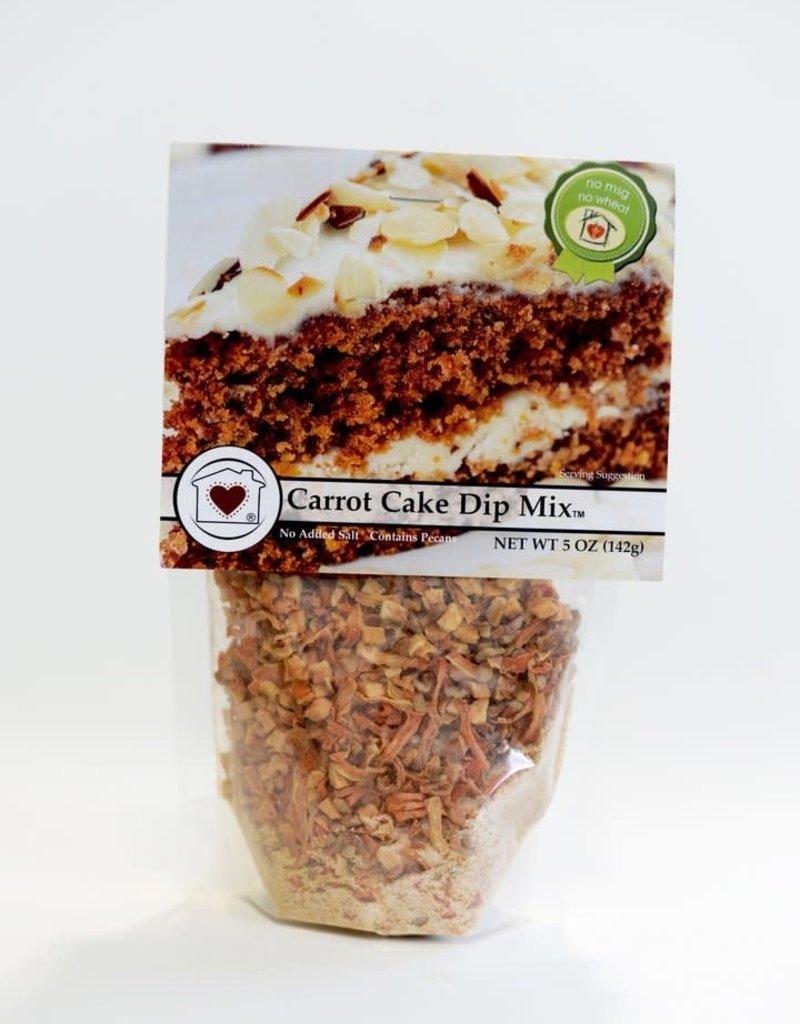 Gourmet Dip Mix- Carrot Cake