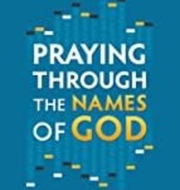 Praying Through The Names Of God-Softcover