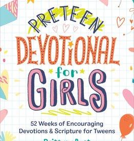 Pretten Devotions for Girls