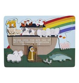 Noah's Ark Wood Puzzle