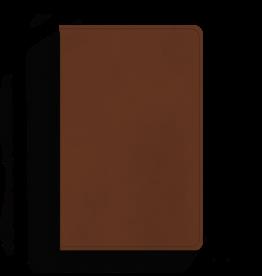 ESV Large Print Value Thinline Bible, Camel