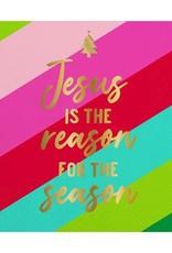Jesus is the Reason Napkin ( 20pk)
