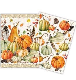 Sweet Pumpkin Kitchen Towel Se of 2
