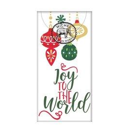 Joy to the World Pocket Tissues