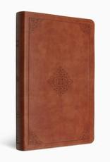 ESV Thinline Bible TruTone®, Terracotta, Ornament Design