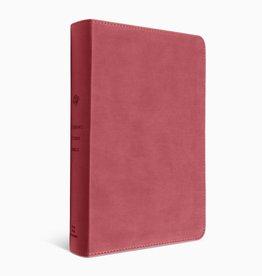 ESV Student Study Bible-Coral TruTone