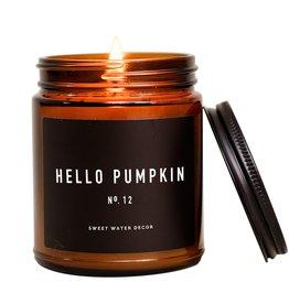 Hello Pumpkin Soy Candle