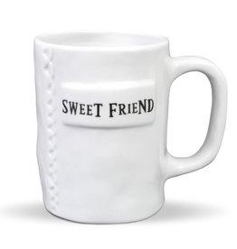 Sweet Friend Artisan Home Mug