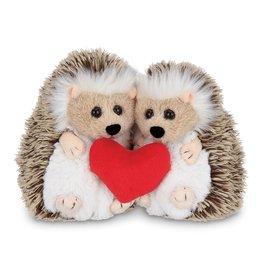 Lovie & Dovey the Hedgehogs