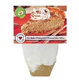 No Bake Pumpkin Cheesecake Mix