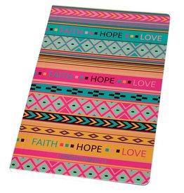 Faith Hope And Love Journal