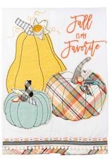 Fall is My Favorite Tea Towel