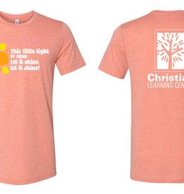 CLC Adult T-Shirt: This Little Light of Mine