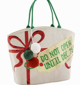 Christmas Gift Dazzle Tote