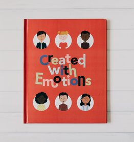 Created with Emotions Children's Book
