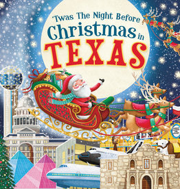 'Twas the Night Before Christmas in Texas (Hardcover)
