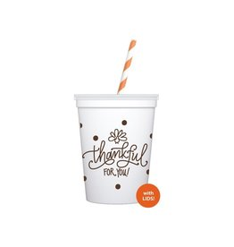 Kids Cups - Thankful for You! (Thanksgiving)