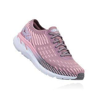 Hoka Clifton 5 Knit Running Shoes Women's