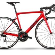 Bmc Teammachine SLR02 Two 2019  Red Black Grey 56 Road Bike