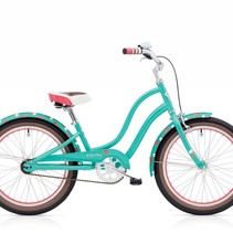 Electra Sweet Ride 1 20' Teal Kids Bikes
